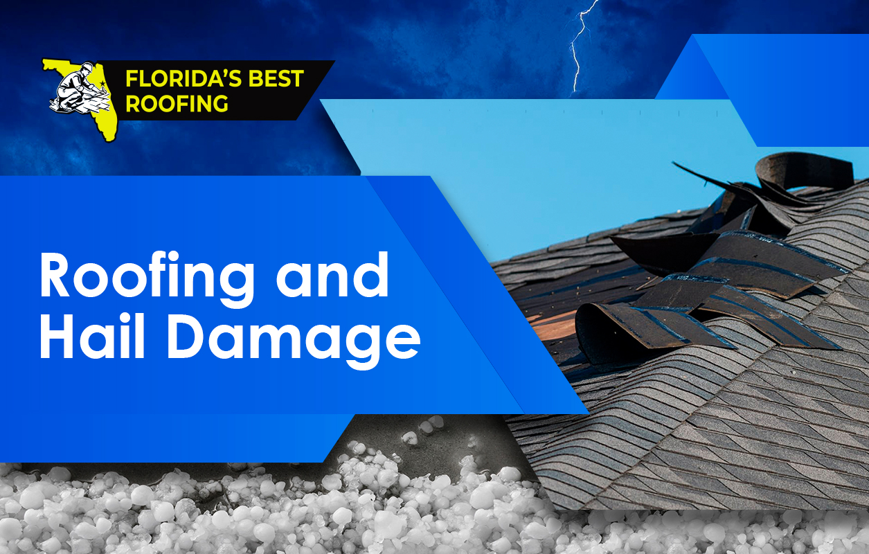 Roofing and Hail Damage