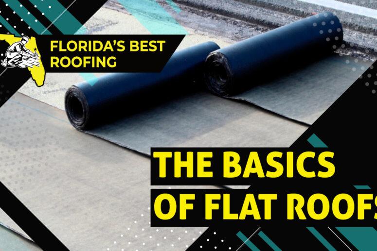 The Basics of Flat Roofs