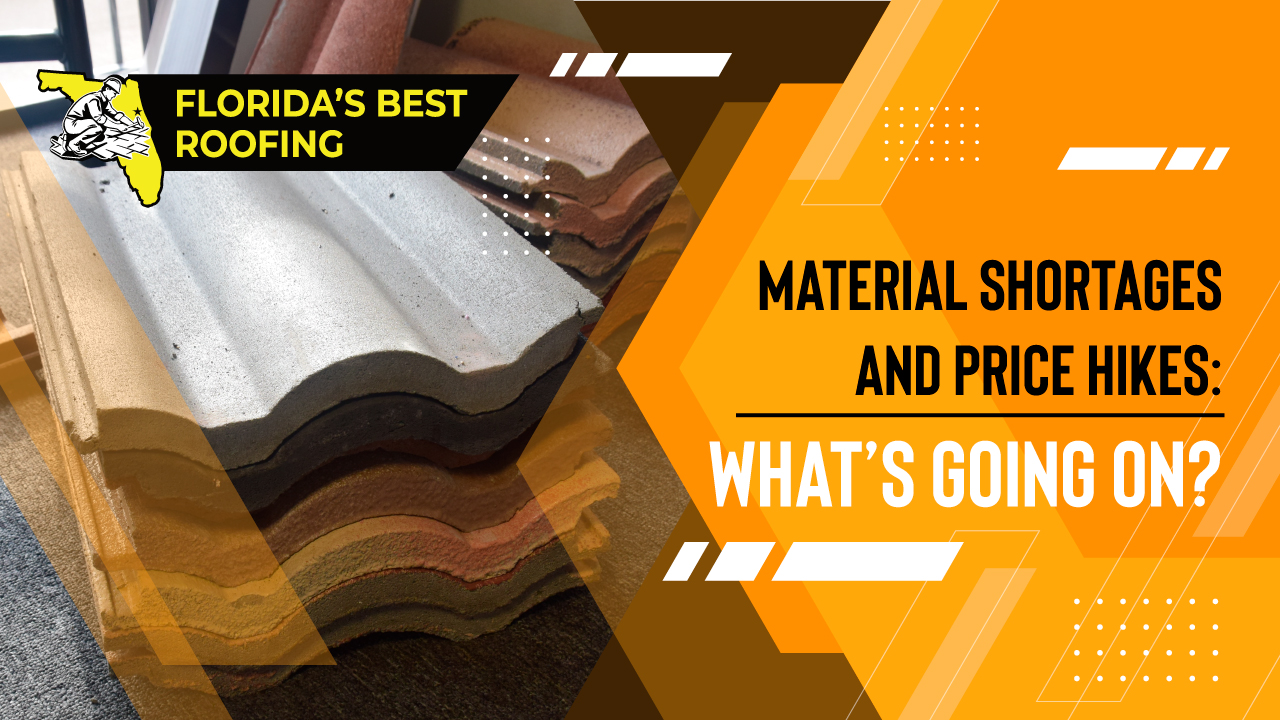 Florida's Best Roofing Materials